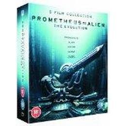 Prometheus to Alien: The Evolution Box Set (8-Disc Set) [1979]